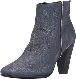 ECCO(エコー) レディース 女性用 シューズ 靴 ブーツ アンクルブーツ ショート Shape 75 Bootie - Marine Cow Nubuck [並行輸入品]