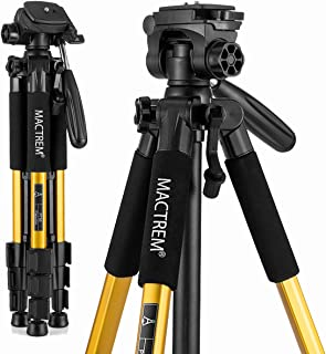 Professional Heavy Duty 72 Monopod//Unipod Dual Optional Head for Nikon D3100