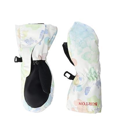 Burton Kids Grom Mitten (Toddler) (Bubbles) Snowboard Gloves