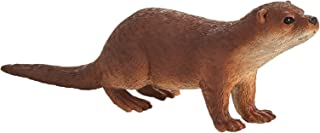 MOJO Otter Realistic International Wildlife Toy Replica Hand Painted Figurine