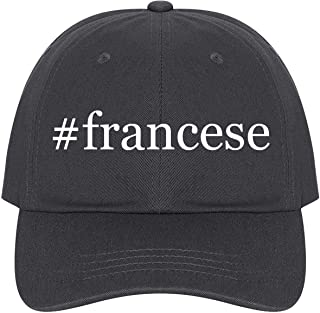 The Town Butler #Francese - A Nice Comfortable Adjustable Hashtag Dad Hat Cap