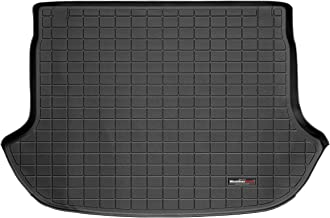 WeatherTech Custom Fit Cargo Liners for Nissan Murano, Black