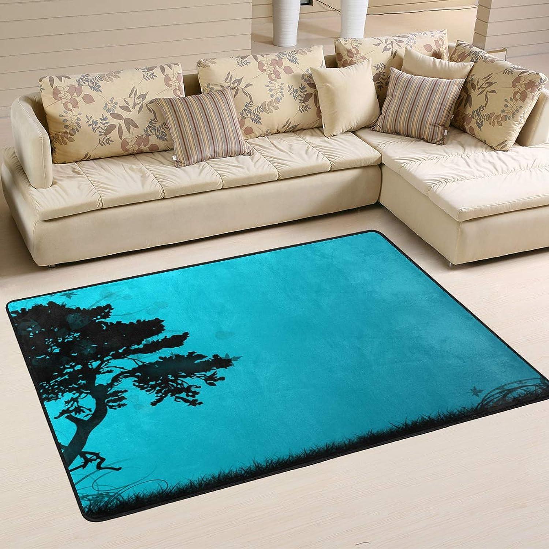 FAJRO Tree mud shoes Scraper Area Rug Entry Way Doormat Multipattern Floor Mats Home Dec Anti-Slip Indoor Outdoor