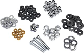 Empi 8mm Deluxe Engine Hardware Kit, Compatible with Dune Buggy, Bug, Beetle, Baja, Bus, Ghia