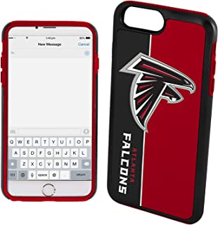 iPhone 8/7 Dual Hybrid Bold Case - NFL Atlanta Falcons