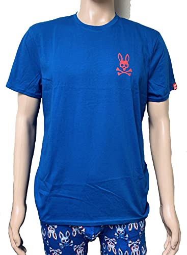 Psycho Bunny Lounge T-Shirt col Rond