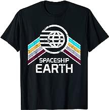 spaceship earth t shirt