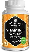 10 Mejor Vitamine B1 B6 de 2020 – Mejor valorados y revisados