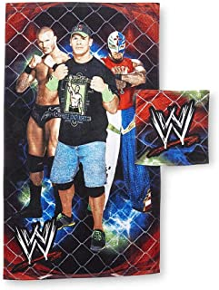 WWE 2 Piece Bath Set