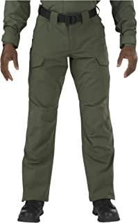 Tactical Men's Stryke TDU Flex-Tac Ripstop Fabric Work Pants, Teflon Coating, Kneepad Ready, Style 74433