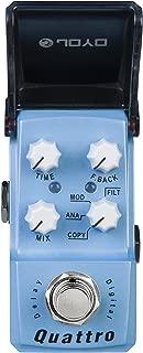 Joyo JF-318 Quattro Digital Delay Electric Guitar Single Effect