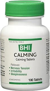 BHI - Calming, 100 Tablets