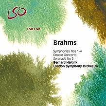 Brahms: Symphonies Nos. 1-4, Tragic Overture, Double Concerto & Serenade No. 2