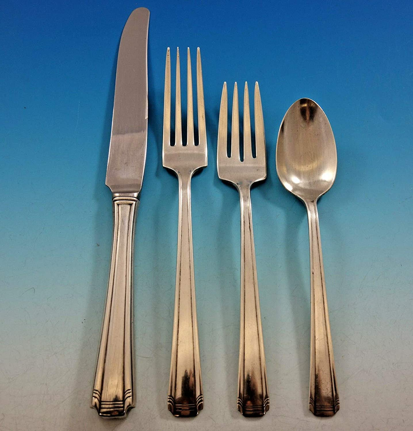 John and SEAL limited product Priscilla by Westmorland S Set Beauty products Sterling Silver Flatware