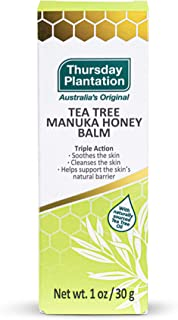 Thursday Plantation Tea Tree and Manuka Honey Healing Balm, 30 grams