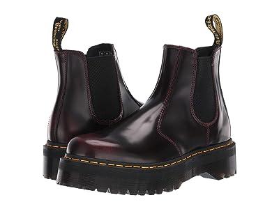 Dr. Martens 2976 Platform (Cherry Red Arcadia) Boots