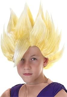 Fun Costumes Child Gohan Wig