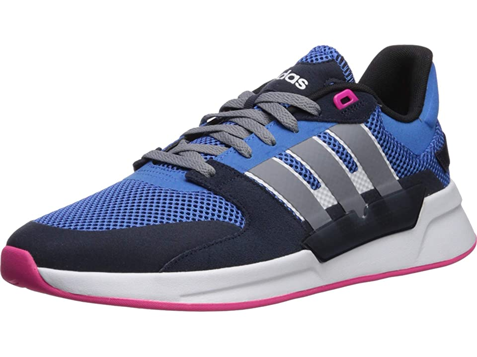 adidas Run90s (Ture Blue/Grey/White) Women's Shoes