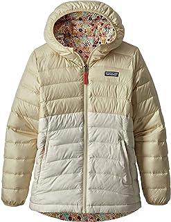 (パタゴニア) Patagonia Reversible Down Hooded Sweater ガールズ?子供 ジャケット?トレーナー [並行輸入品]