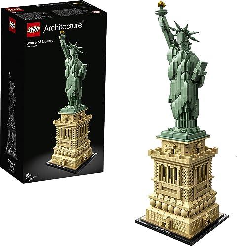Lego architecture - statua della libertà