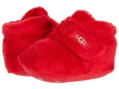 UGG Kids Bixbee (Infant/Toddler) (Ribbon Red) Girl
