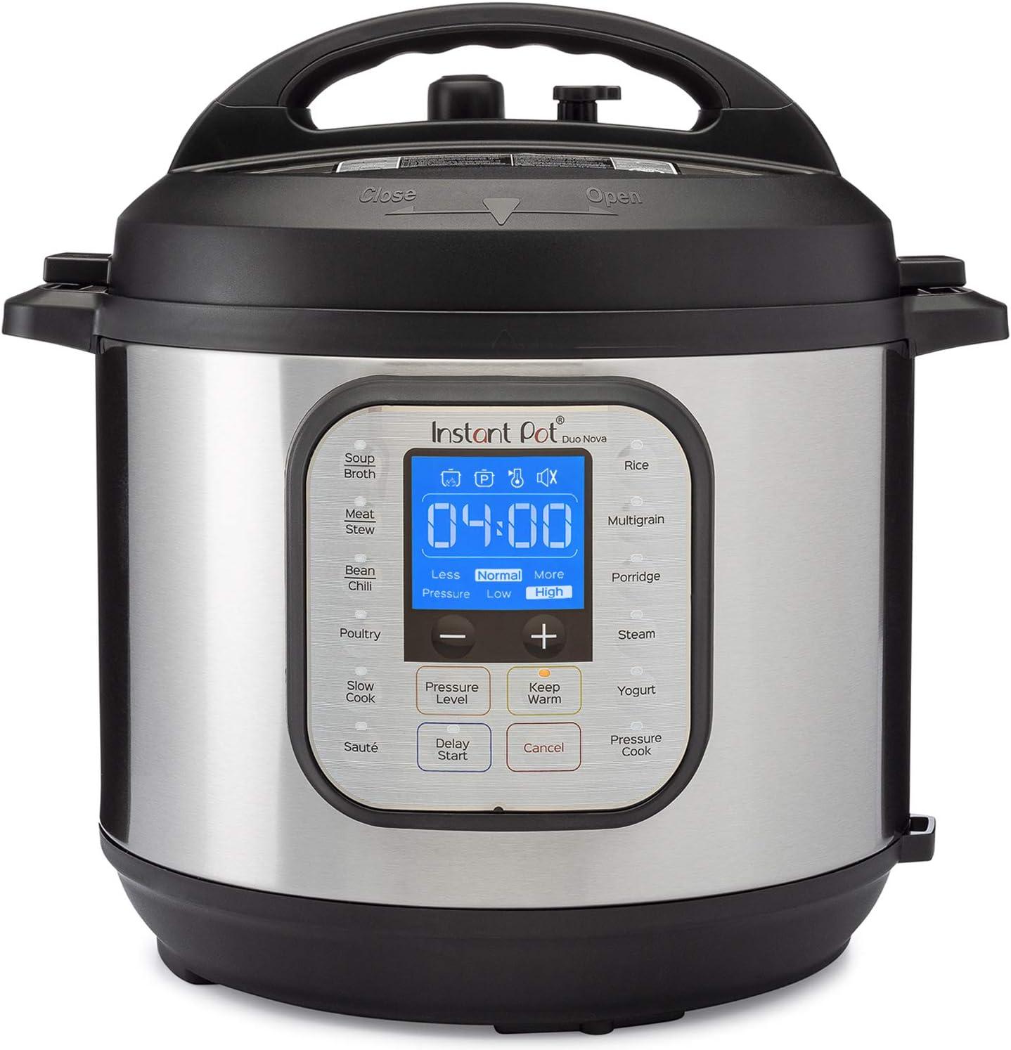 新款Instant Pot 七合一电压力锅,新手可以变厨神