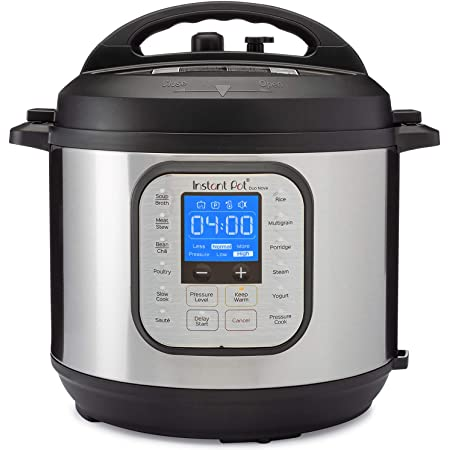 Amazon Com Instant Pot Duo Nova Pressure Cooker 7 In 1 6 Qt Best For Beginners Kitchen Dining