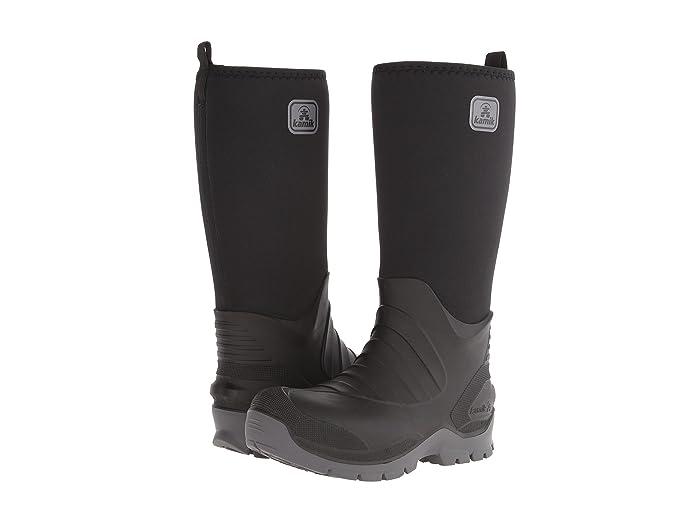 Kamik  Bushman (Black) Mens Cold Weather Boots