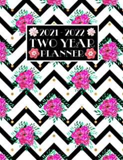 2021 2022 Two Year Monthly Planner: Hope is being able to see that there is light despite all of the darkness. Two Year 24...