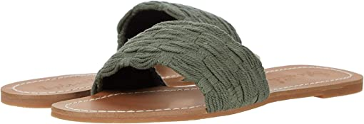 Desert Khaki Cotton Woven