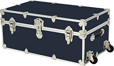 Rhino Trunk and Case Large Armor Trunk with Wheels, 32