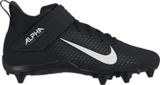 Nike Men's Alpha Menace Varsity 2 D Mid Football Cleats