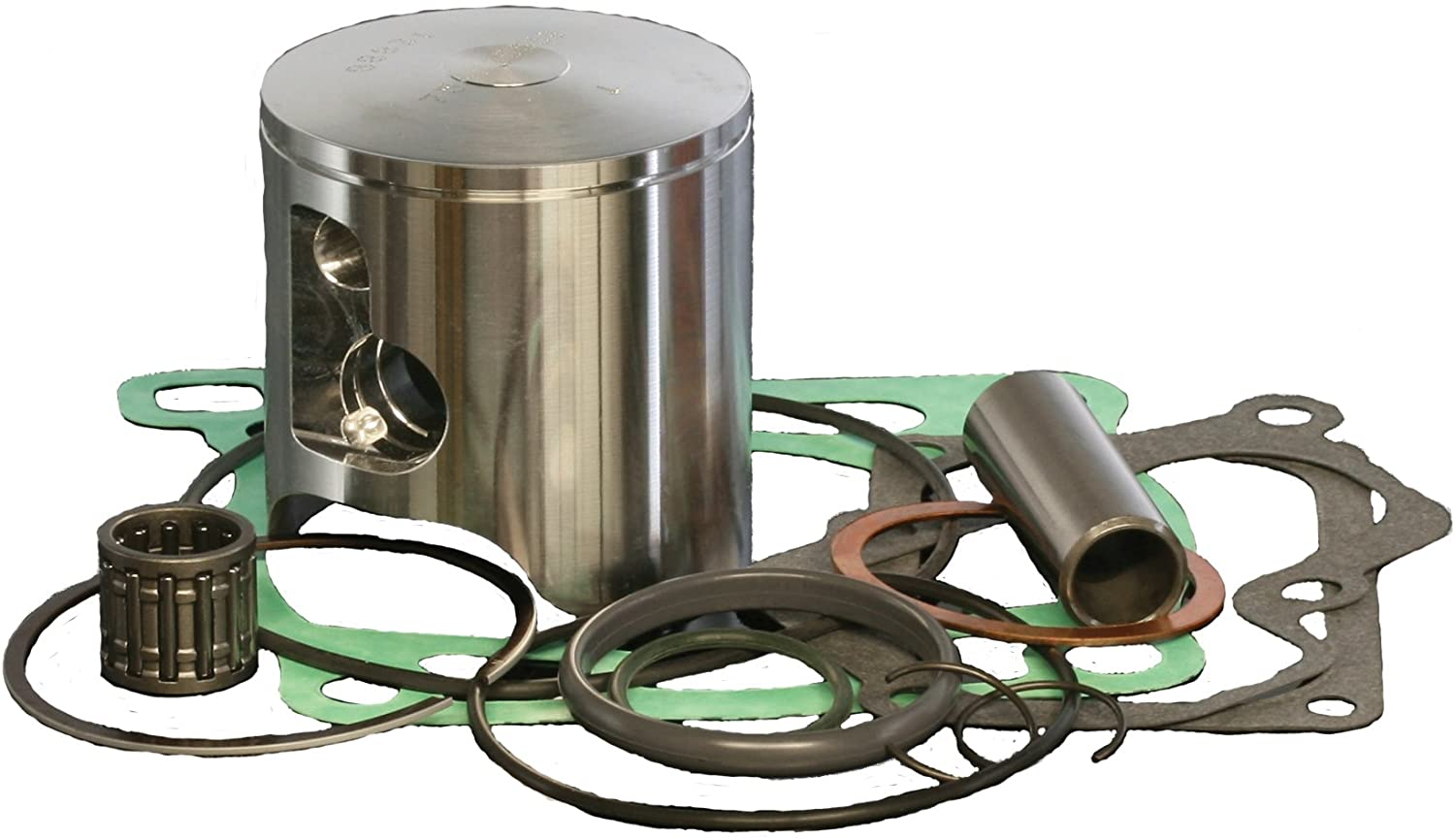 Wiseco PK1350 55.00 Easy-to-use sale mm 2-Stroke Piston with Motorcycle Kit Top-E