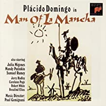 Man of La Mancha (Studio Cast Recording (1990))