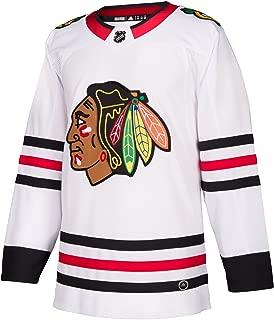adidas Chicago Blackhawks NHL Men's Climalite Authentic Team Hockey Jersey