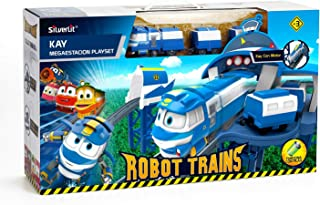 Robot Train Megaplayset Estación de Key (BIZAK 62000170)