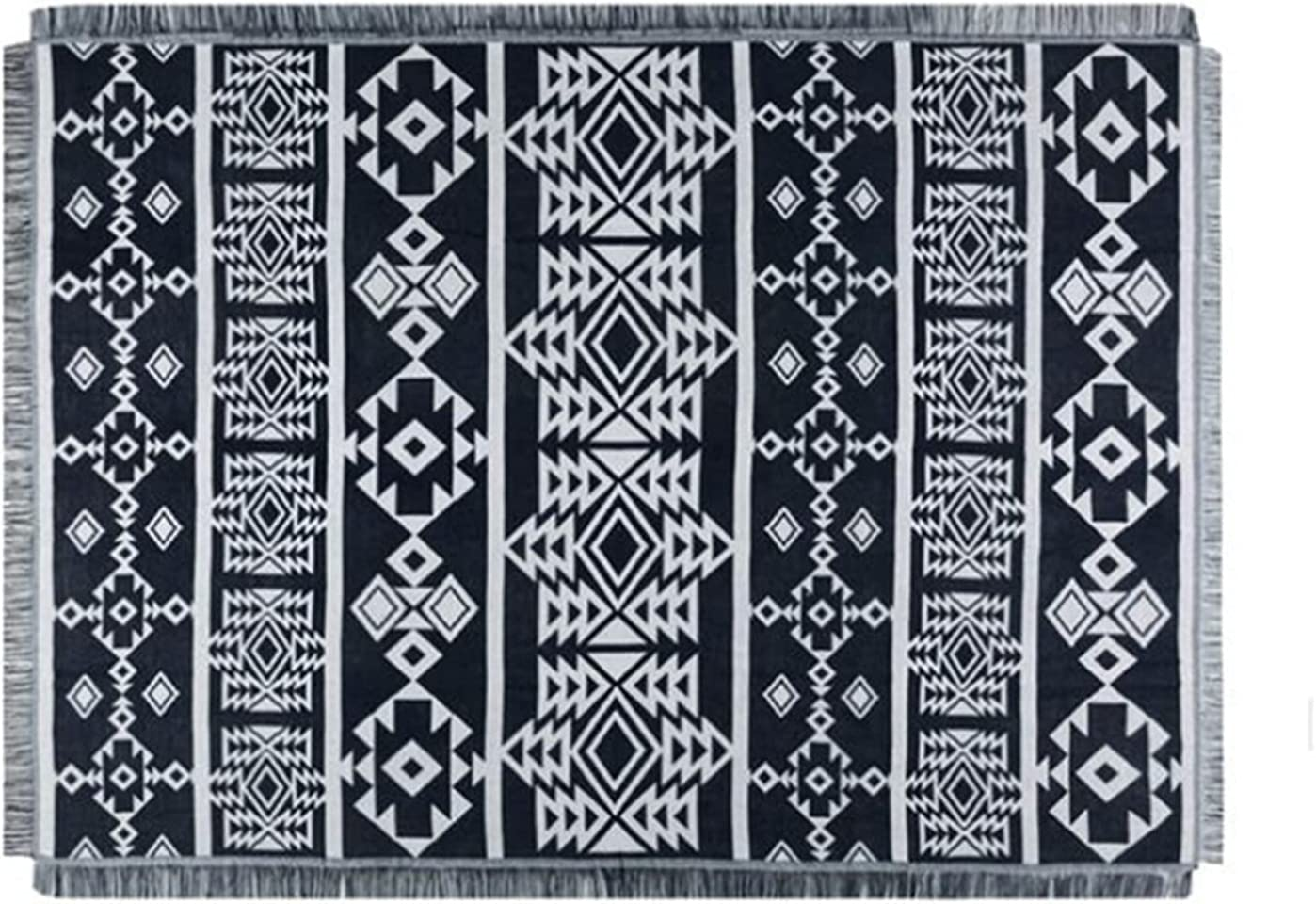 AQHXLS Outdoor Camping Blanket shipfree Bohemian Picnic Ethnic At the price of surprise