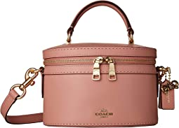 Refined Calf Leather Selena Trail Bag