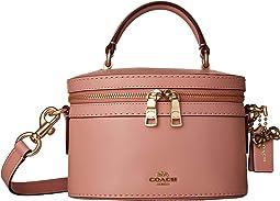 Refined Calf Leather Selena Trail Bag