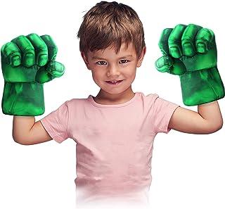 Toydaze Incredible Smash Fists Punching Gloves Plush...