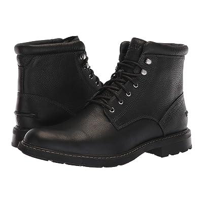 Sperry Annapolis Boot (Black) Men