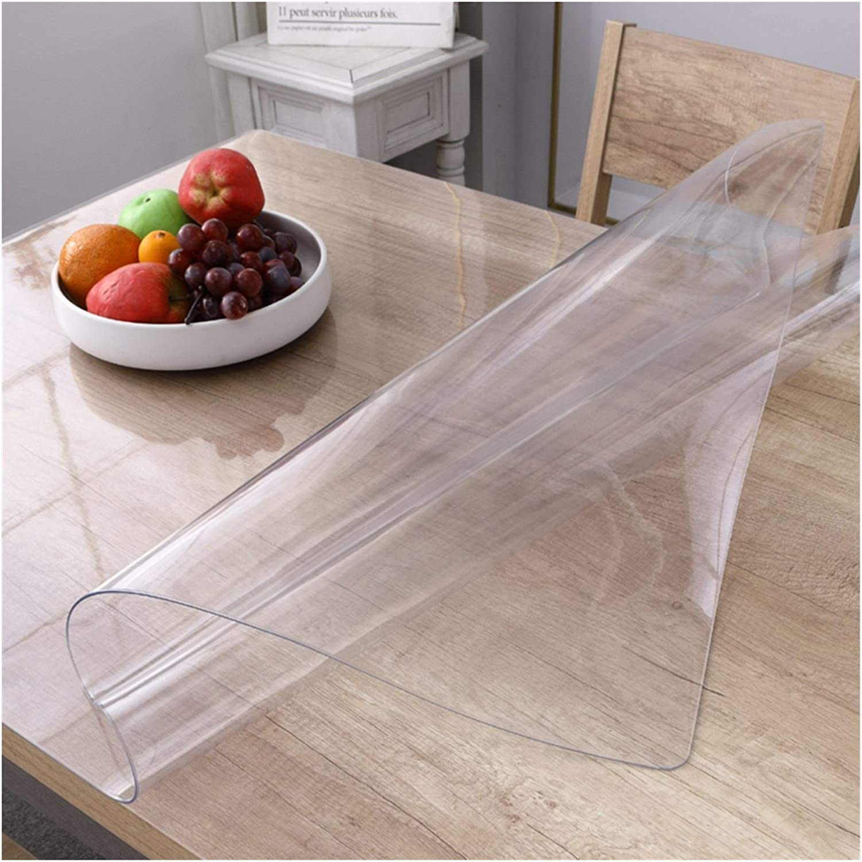 Table Cover Protector XXIOJUN Popular El Paso Mall products Tablecloth, 2mm Waterpro Plastic