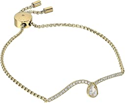 Brilliance Powerful Romance Pave Slider Bracelet