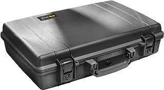 Pelican 1490 Protector Laptop Case with Foam, Black,Pick N Pluck Foam