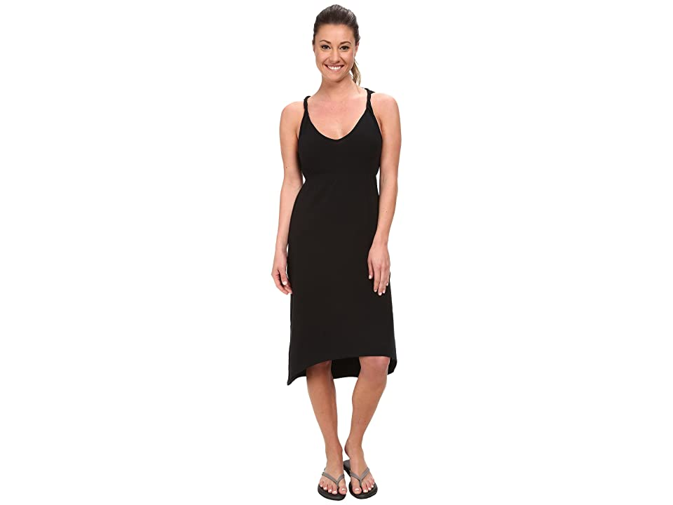 KAVU Ravenna Dress (Black) Women