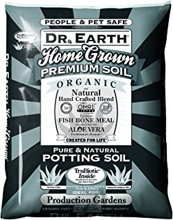 Dr. Earth Home Grown Tomato, Vegetable & Herb Potting Soil 1.5 Cu Ft