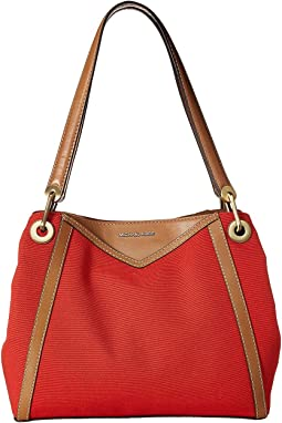 Raven Large Pocket Shoulder Tote