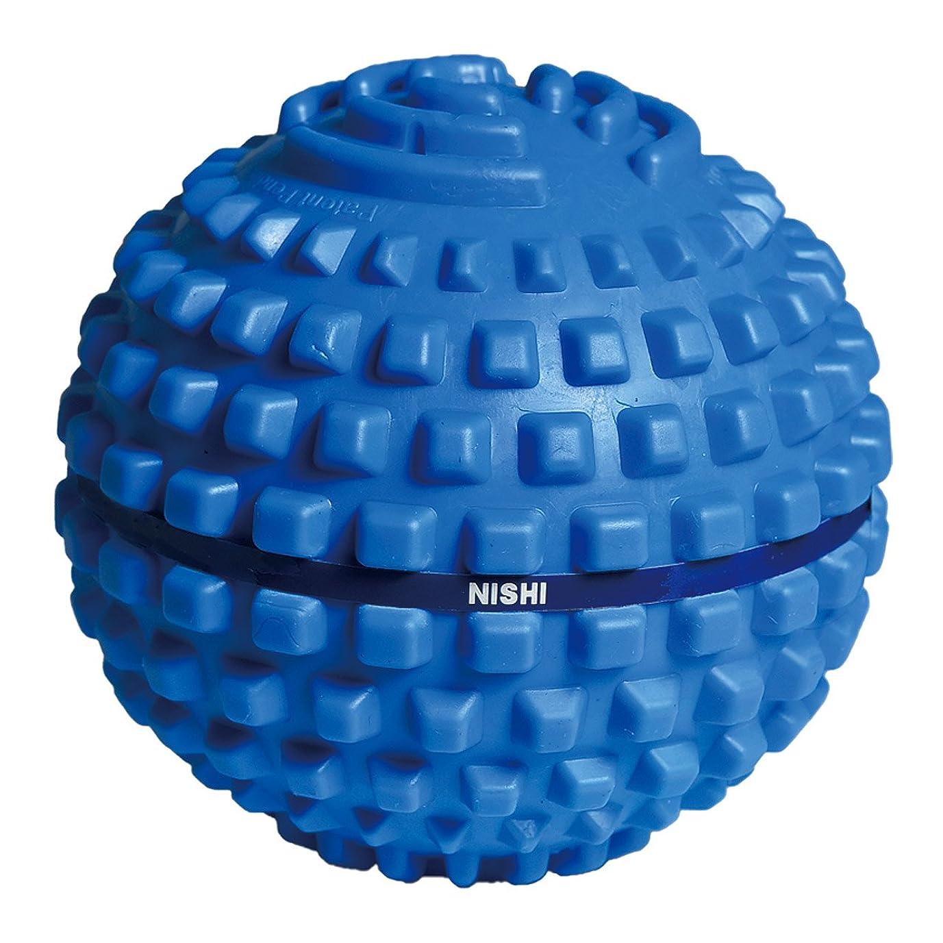 魅力達成解明ニシ?スポーツ(NISHI) コンプレッションボール NT7994 F