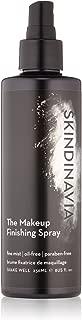 Skindinavia Makeup Setting Spray Paraben-Free Oil-Free Anti-Aging Heat-Resistant Waterproof Extreme Longwear Long-Lasting Finishing Fine Mist– 8 Oz – 236 Ml