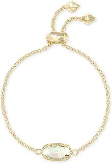 Elaina Adjustable Chain Bracelet for Women, Fashion...